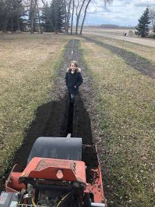 trenching gallery